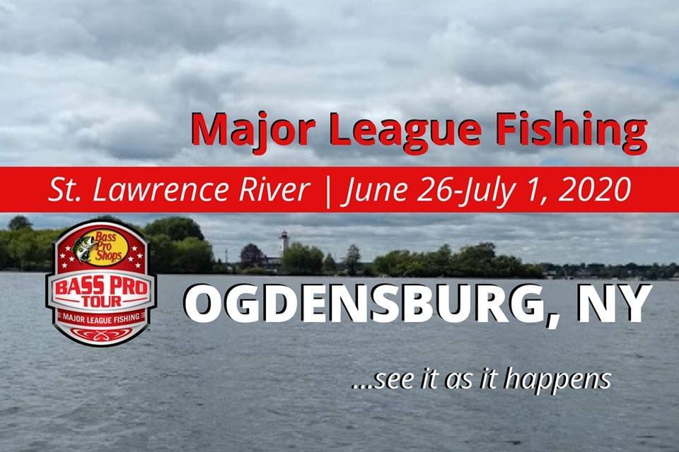 Major League Fishing (MLF) 2020 Bass Pro Tour