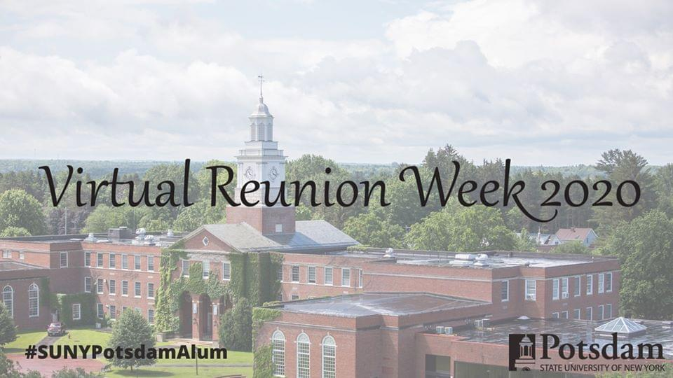 Virtual Reunion Week – SUNY Potsdam