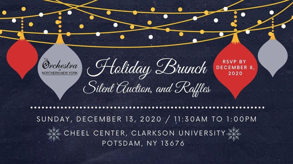 ONNY holiday brunch and auction