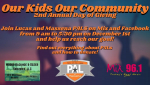 Our Kids Our Community! Massena PALs and Mix 96.1