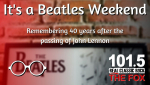 It's A Beatles Weekend! | 12/4-12/6
