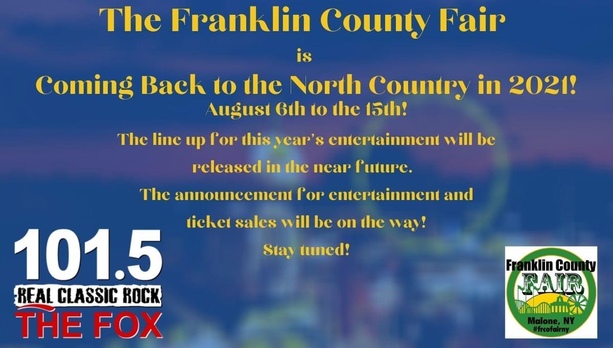 Franklin County Fair!