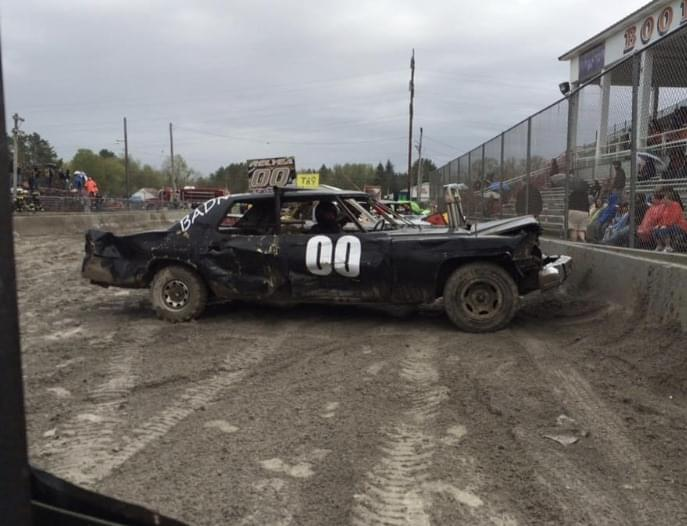 North Lawrence Fire & EMS Annual Winter Demolition Derby