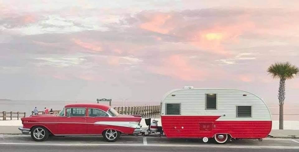 Vintage & Teardrop Camper Rally