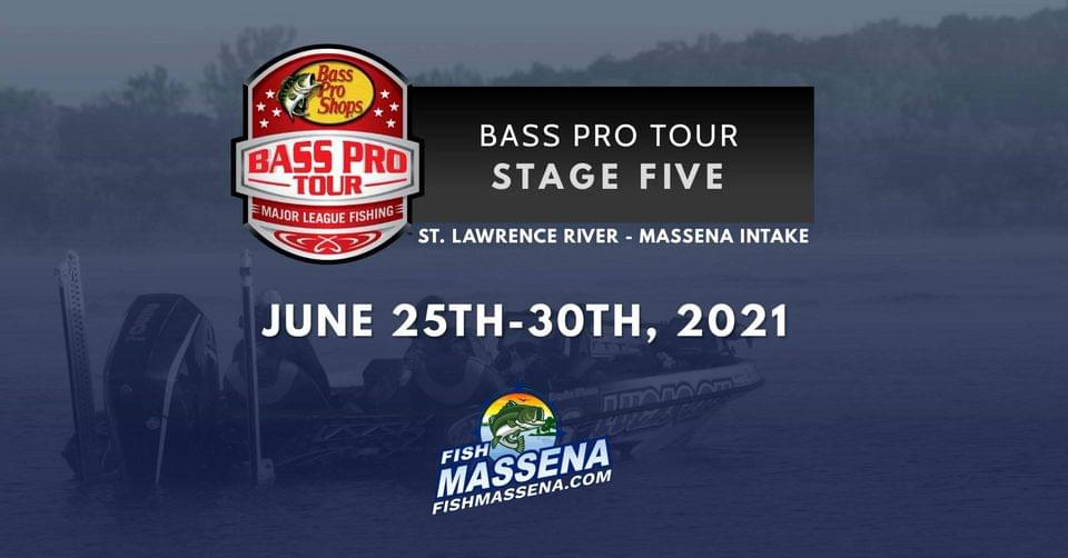 2021 Bass Pro Tour – Stage Five (Day 2)