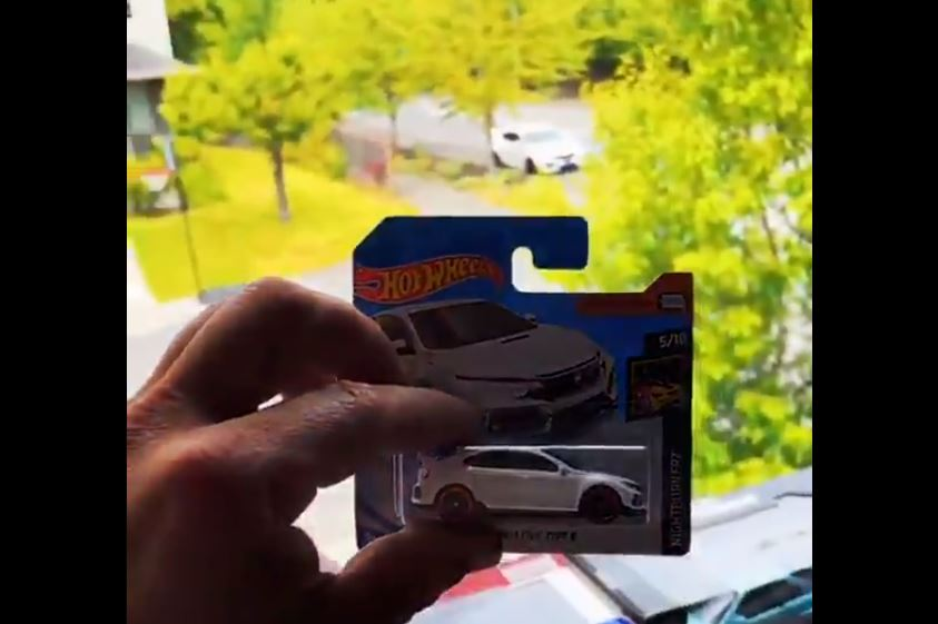 WATCH: Stranger Surprises Someone With A Matchbox Of Their Car