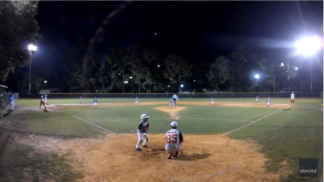 WATCH: Meteor Flashes Above Tee-ball Game in Jacksonville