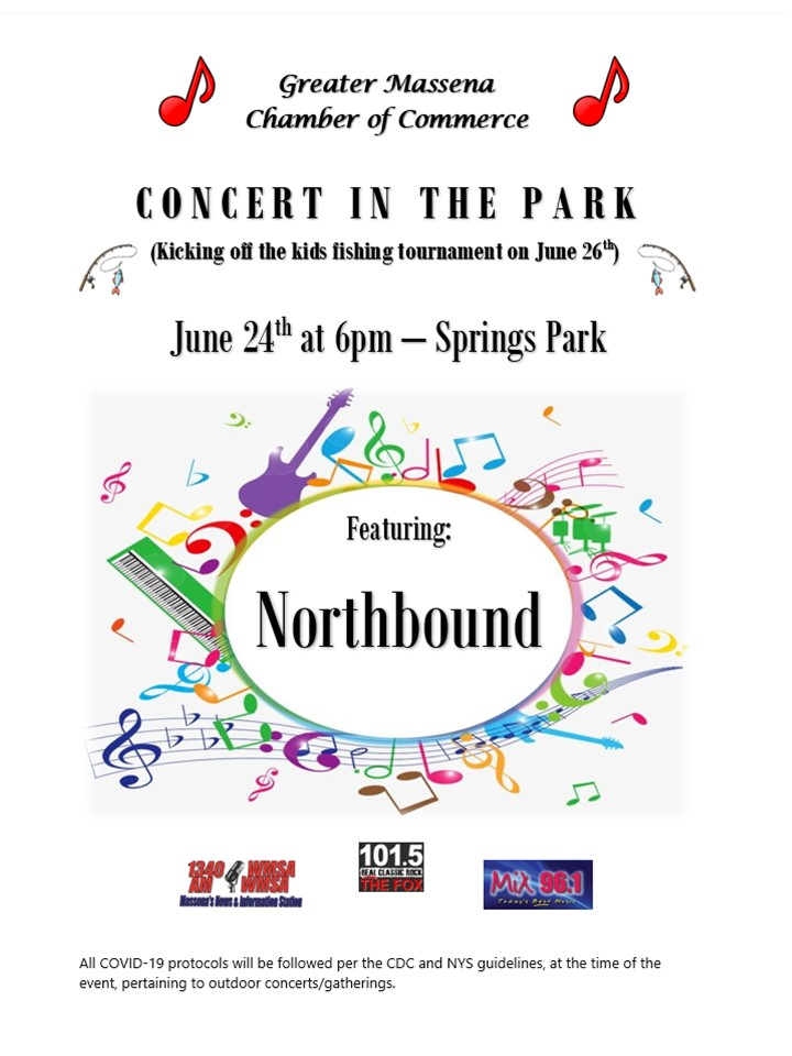 Kick-off Concert with Northbound