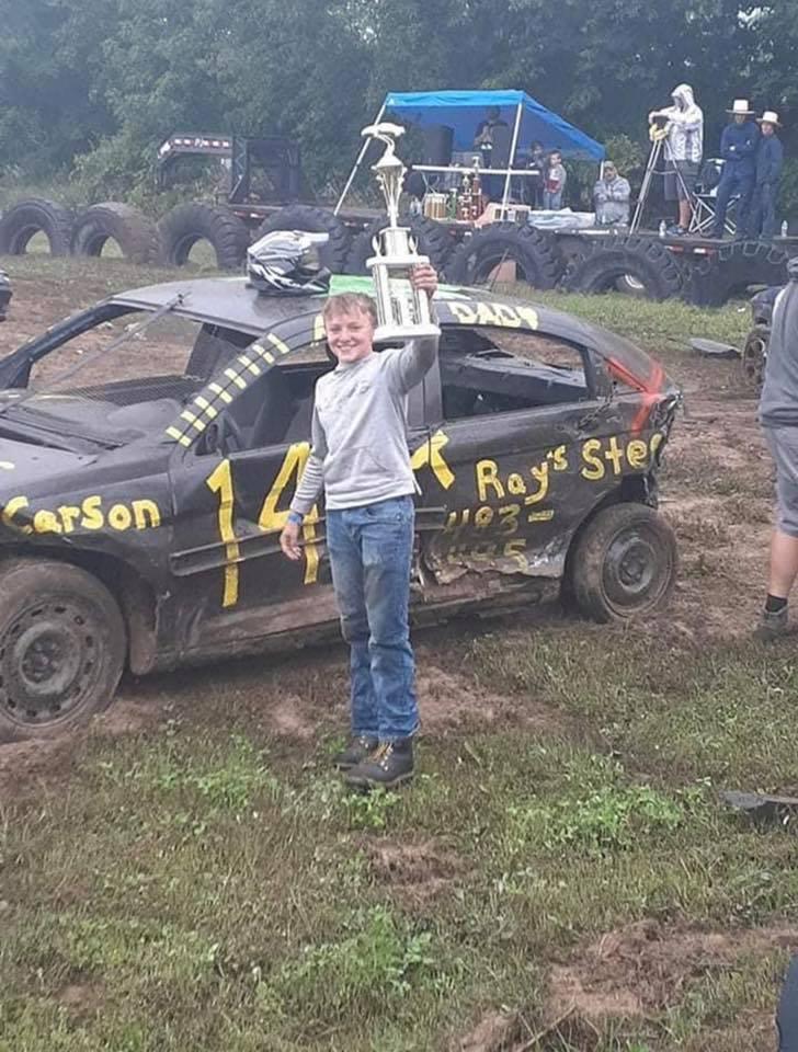 Norwood Championship Demolition Derby