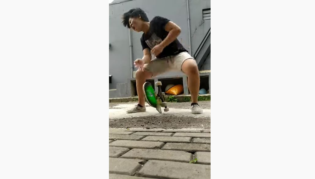 WATCH: Skateboard Hits Guy in the Face While Attempting Trick