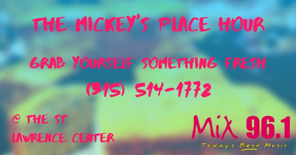 The Mickey's Place Hour