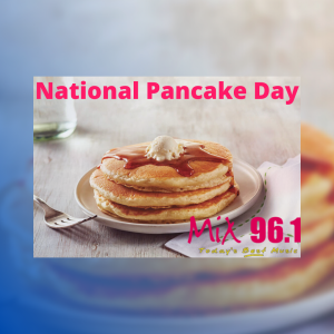 It's National Pancake Day! Head To IHOP For Your Freebies