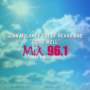 """John Mulaney Out Of Rehab And """"Doing Well"""""""