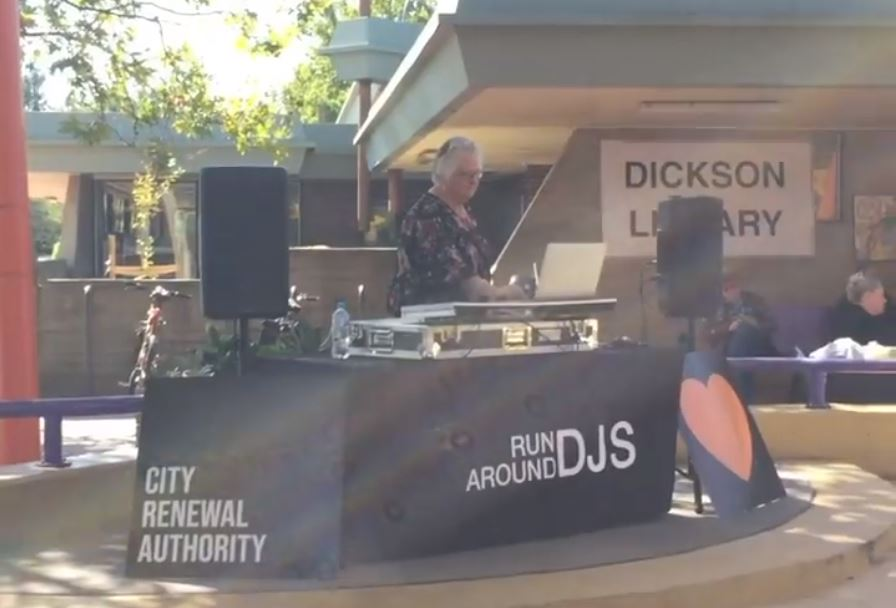 DJ Sue May Be Older, But She's Got Grooves