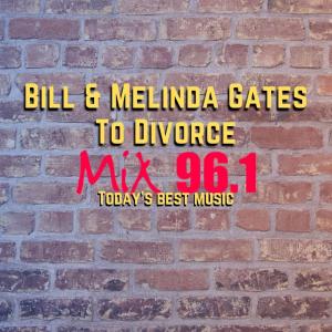 Bill & Melinda Gates To Divorce
