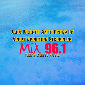 Jada Pinkett Smith Opens Up About Addiction Struggles