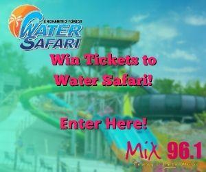 Water Safari Giveaway!!
