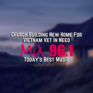 Church Building New Home For Vietnam Vet In Need