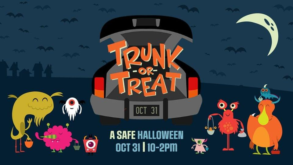 trunk or treat kanata ON