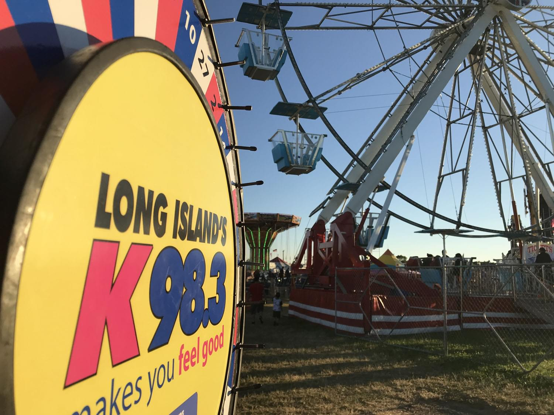 K-98.3 at Long Island Fun Fest