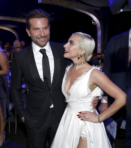 Bradley Cooper & Lady Gaga Together in Vegas! Check out this video!