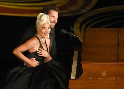 Lady Gaga & Bradley Cooper Heat Up The Oscars