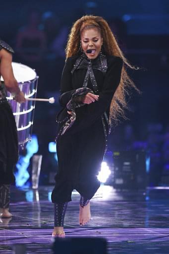 Janet Announces Residency in Vegas!