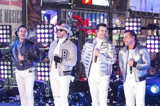 New Music from NKOTB! Check out the video!!