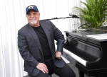 Billy Joel Stops to Play Curbed Piano