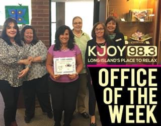 KJOY 98.3 Office of the Week
