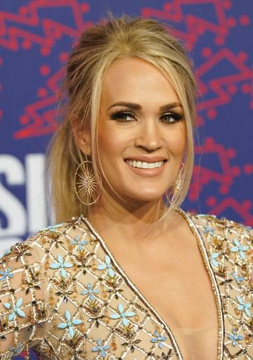 Carrie Underwood's Son Cries When Dad Sings, But Stops When He Hears Mommy!