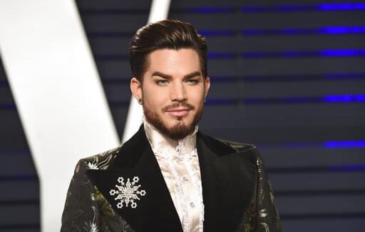 Adam Lambert's New Boo!