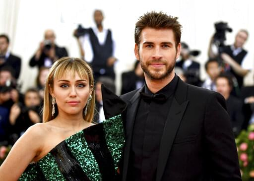 Liam Files For Divorce from Miley!