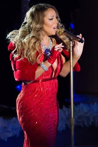 Mariah's Big Holiday Announcement!