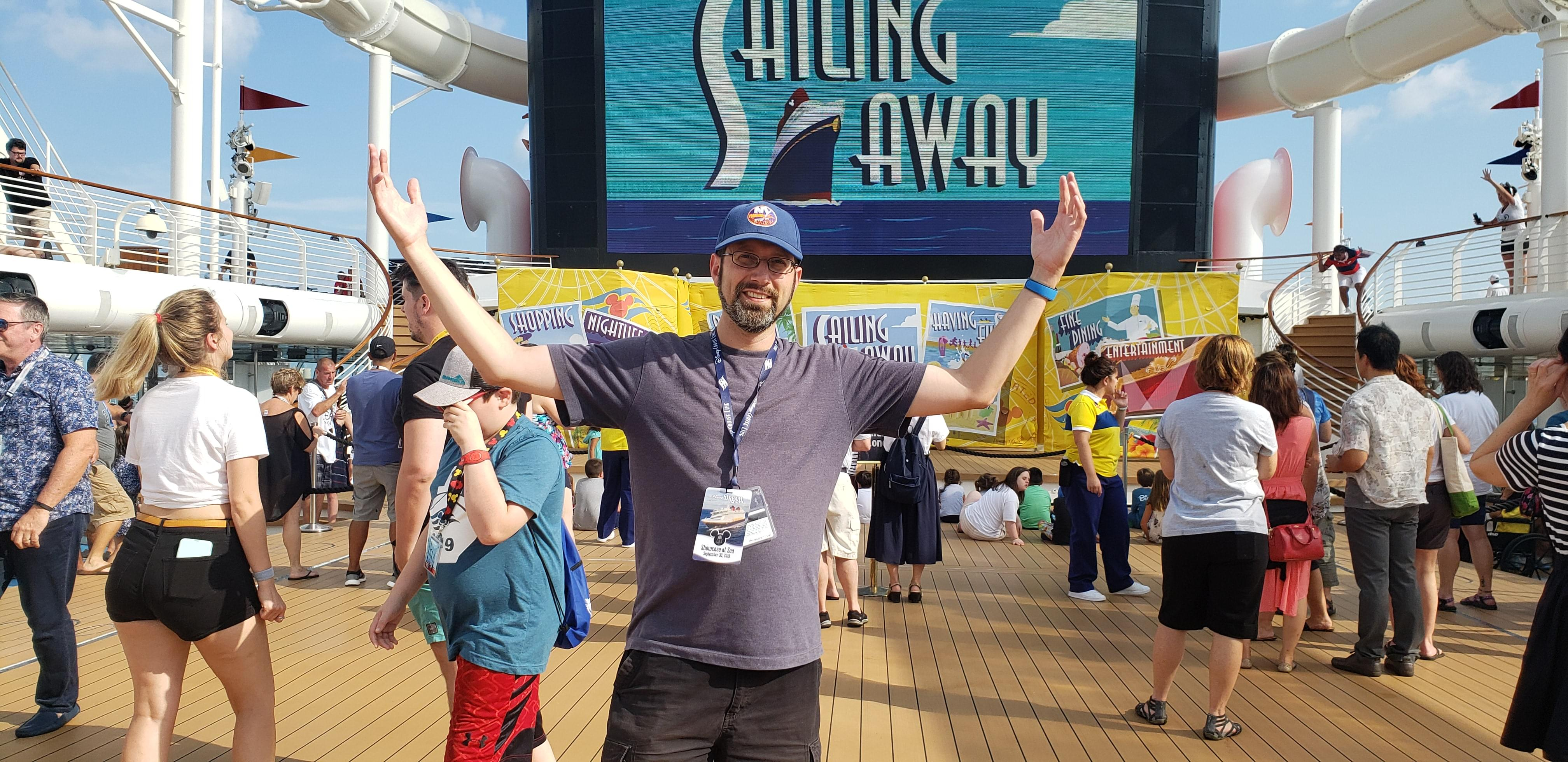 This is all you need to know for when you win your Disney Cruise!