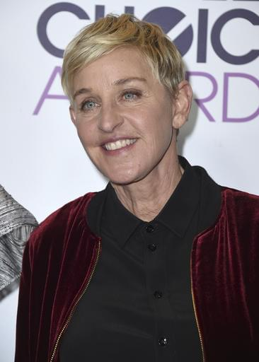 Ellen Defends Her Friendship With Bush