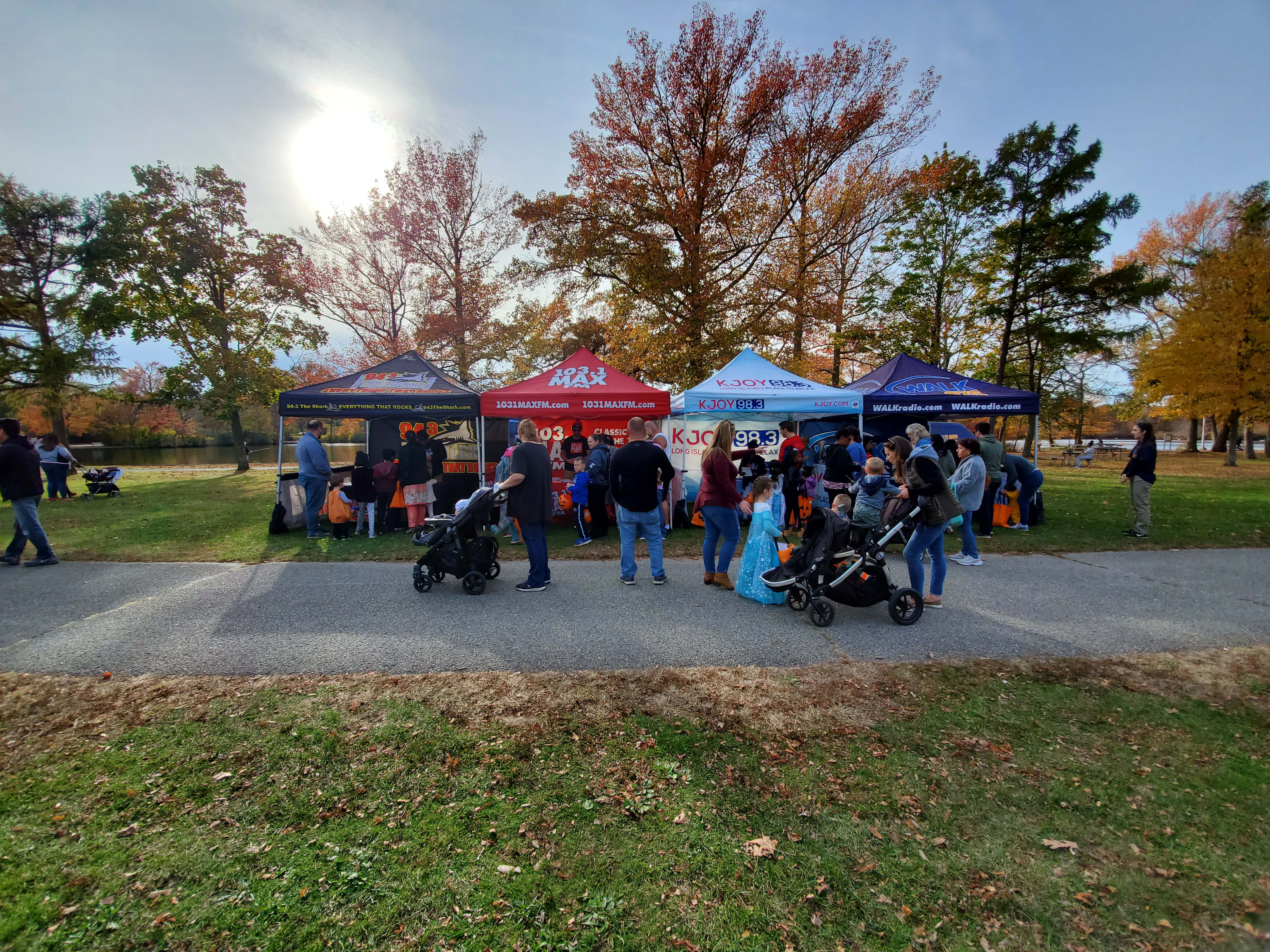 NYS Parks: The Great Jack-O-Lantern Sail