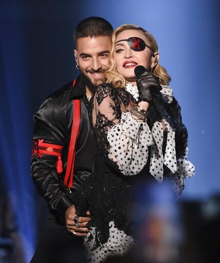 Fan Sues Madonna!