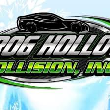 Frog Hollow Collision
