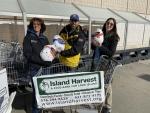 ShopRite Food Drive benefiting Island Harvest