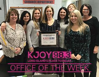 KJOY 98.3 Office of the Week