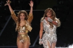WATCH: J-Lo & Shakira's Half Time Show!