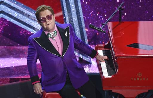 Elton John Tearfully Cuts Off Concert
