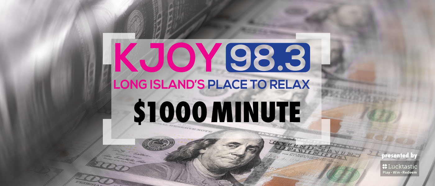 KJOY 98.3 Thousand Dollar Minute
