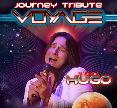 The Paramount Tribute Series Presents Voyage – The Ultimate Journey Tribute Band Featuring Hugo