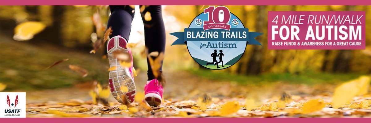 Blazing Trails for Autism