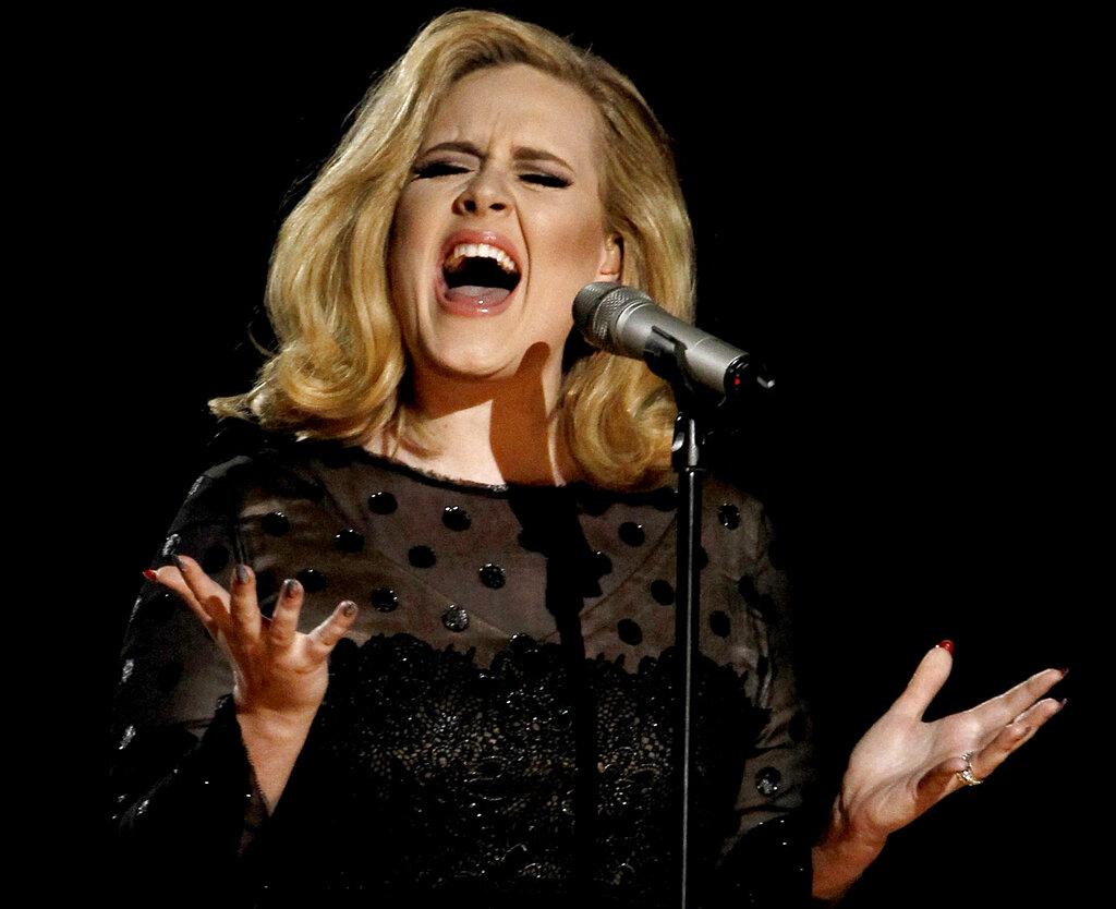 """Adele, """"Easy On Me"""""""