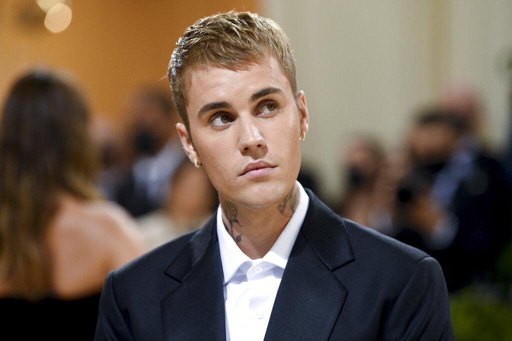 "Justin Bieber's ""Ghost"""