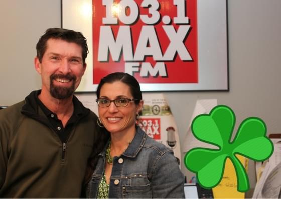 Happy St. Patrick's from JMaxx and Jim!