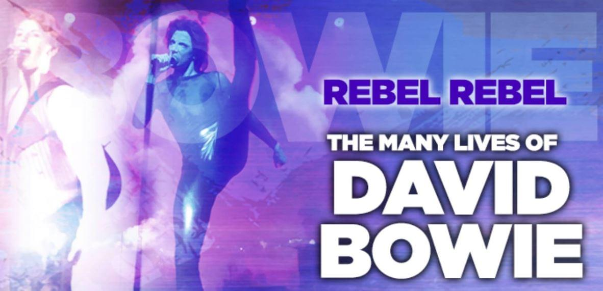 "Big Mike w/ Cory Alexander from ""Rebel Rebel: The Many Lives of David Bowie In Concert"""